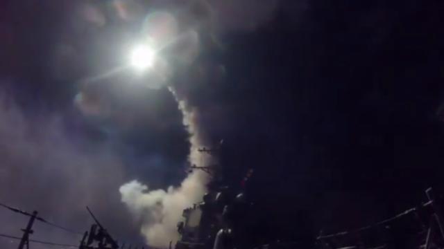 PTV news 7 Aprile 2017 – Gli Usa bombardano la comunità internazionale