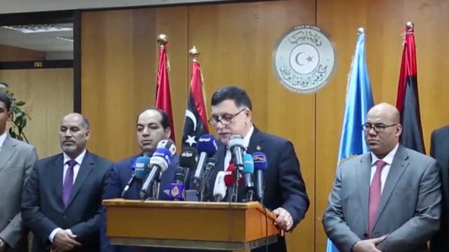 PTV news 31 marzo 2016 – Il governo libico dell'Onu arriva a bordo di un gommone