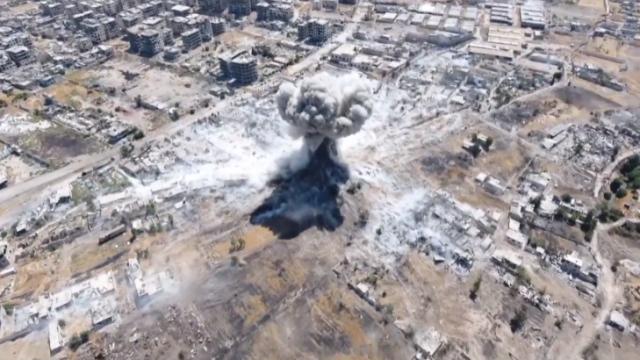 PTV News Speciale –  L'avanzata dell'esercito siriano scaccia i terroristi