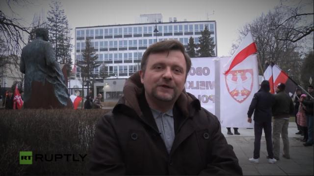 PTV news 23 maggio 2016 – Prigionieri politici in Polonia