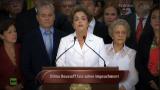 PTV news 13 maggio 2016 – Dilma: lotterò contro il golpe