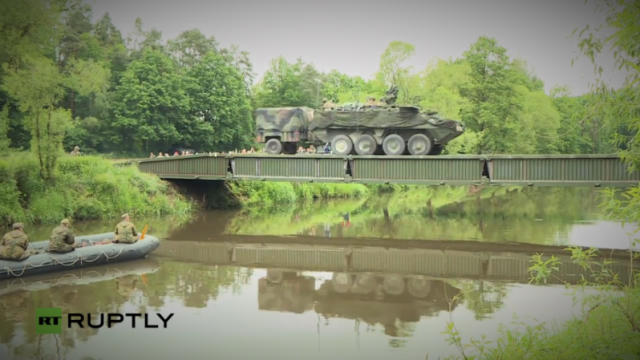 PTV news 1 giugno 2016 – NATO: boom delle spese militari