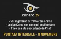 8 NOV CONTRO TV