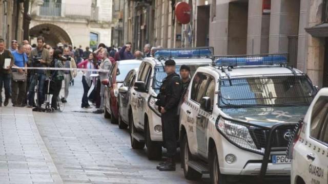 PTV News 21.09.17 – Incursione della polizia ed arresti negli uffici regionali catalani