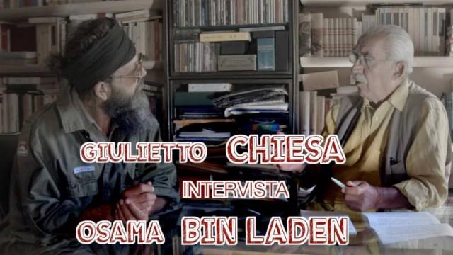 Giulietto Chiesa Intervista  Osama Bin Laden