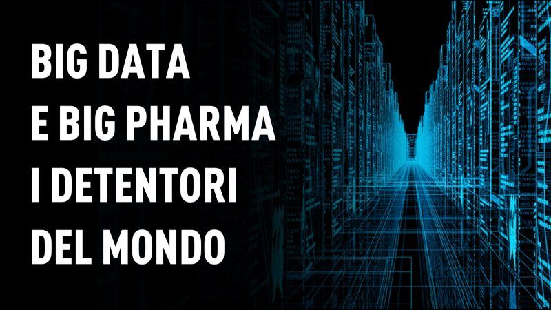 PTV News 08.04.2020 - Big data e Big Pharma i detentori del mondo - Pandora TV