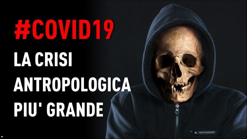 PTV News 25.03.2020 - #Covid19: La crisi antropologica più grande - Pandora TV
