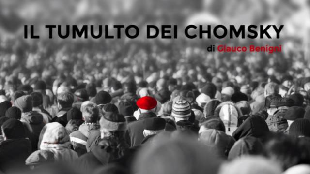 IL TUMULTO DEI CHOMSKY di Glauco Benigni –  LA MONETA CINESE TRA LE VALUTE NOBILI DEL FMI