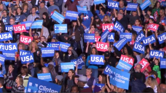 PTV News 8 Novembre 2016 – Election Day: La lotta per un nuovo secolo americano perde per strada la democrazia