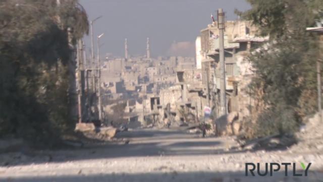 PTV news 13 Dicembre 2016 – Daesh agonizza a Aleppo, ma attorno a Palmira si combatte di nuovo