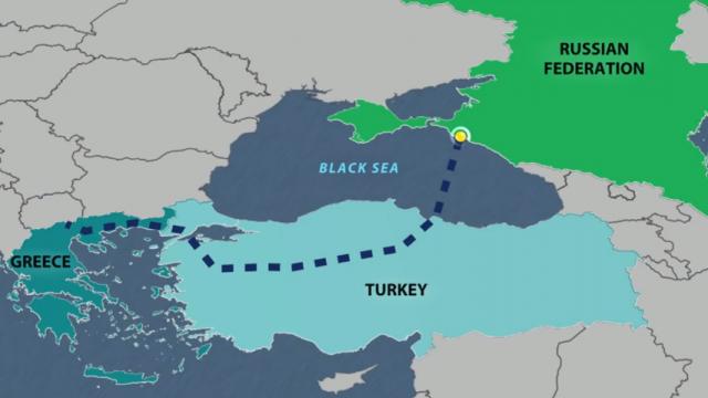 PTV news 8 Febbraio 2017 – Al nastro di partenza il Turkish Stream, mentre l'Europa sta a guardare