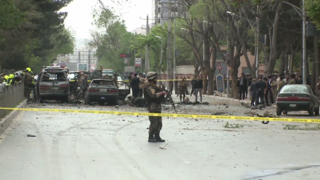 PTV No comment 3 Maggio 2017 – Attentato a Kabul contro un convoglio NATO