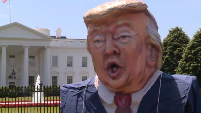 PTV news 15 Maggio 2017 – Si prepara l'impeachement per Trump
