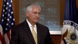 """No Comment 02.08.17 – Sanzioni: Trump e Tillerson """"infelici"""""""