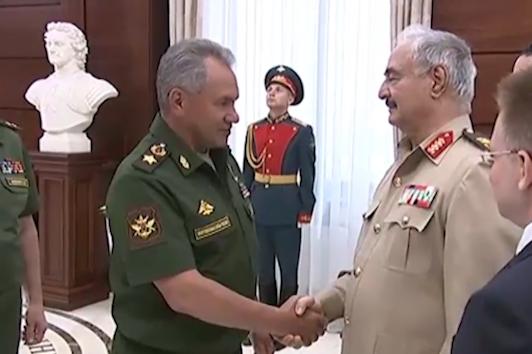 No Comment 16.08.17 – Haftar chiede l'aiuto di Mosca