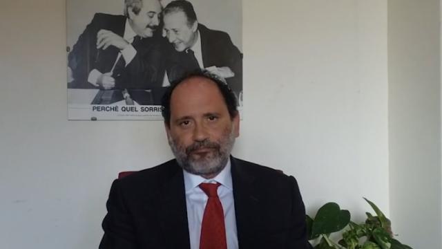 Antonio Ingroia: A Napoli per lanciare una grande sfida popolare nel segno della Costituzione