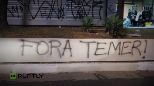PTV news 18 maggio 2016 – Brasile: Si comincia a capire