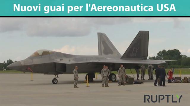 PTV News 5 Dicembre 2016 – Nuovi guai per l'Aereonautica USA