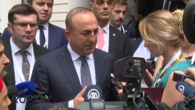 PTV news 22 Agosto 2016 – Continua la ridislocazione strategica della Turchia