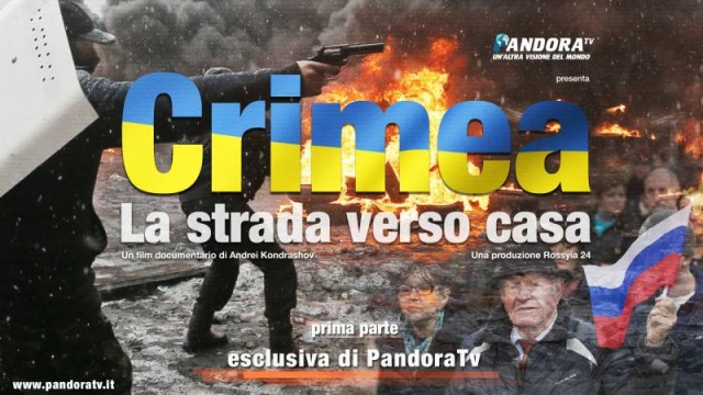 CRIMEA, LA STRADA VERSO CASA  [1° parte]