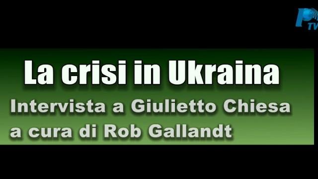 La crisi in Ukraina  [Parte 1 di 2]