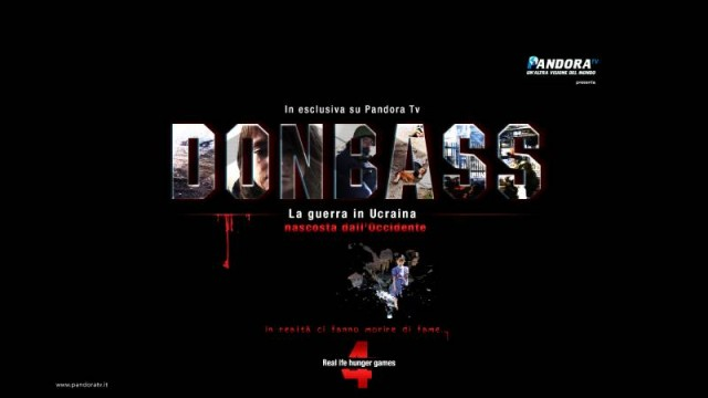 DONBASS – episodio 4 – In realtà ci fanno morire di fame