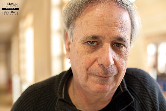 """Stay Human – The Reading Movie"" (19/20). Tracce di morte – Ilan Pappé"