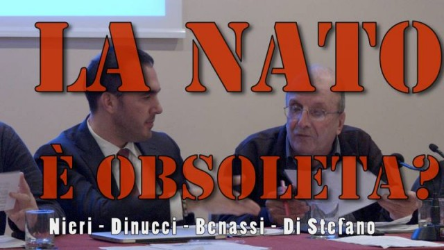 LA NATO E' OBSOLETA?
