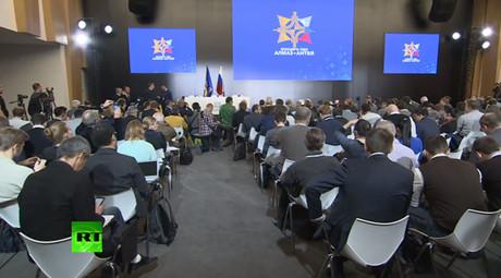 MH17. Presentazione della Relazione sull'abbattimento – In Diretta da Mosca