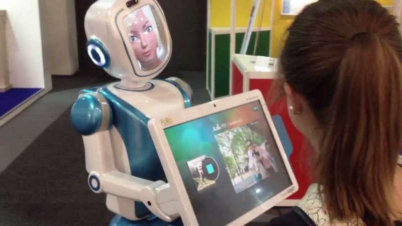PTV News Speciale – Tedoforo robot a Pyeongchang. Hubo e i suoi fratelli.