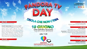 Pandora TV Day – 10 Giugno