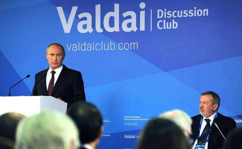 [LIVE] Club Valdai: Sessione plenaria finale