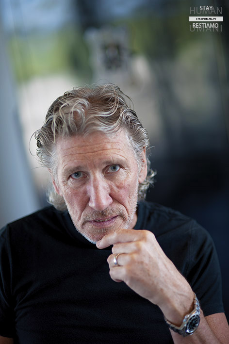 """Stay Human – The Reading Movie"" (18/20). I morti e i vivi – Roger Waters"