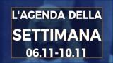 PTV News – L'agenda della settimana dal 06.11.17 al 10.11.17