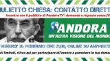 Giulietto Chiesa: Contatto Diretto [Venerdì 26 Febbraio ore 21,00]