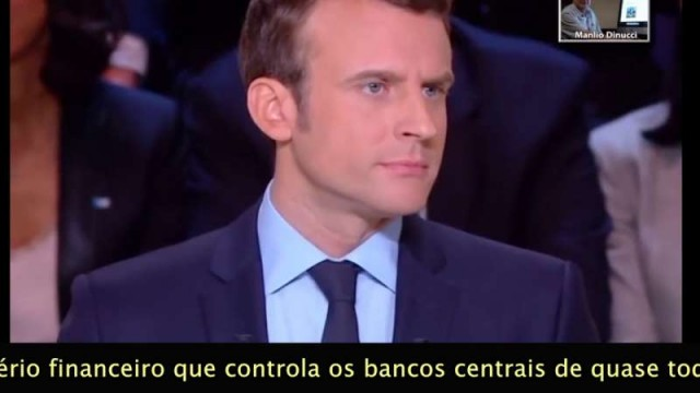 A Arte da Guerra: Macron–Líbia, uma Rothschild Connection