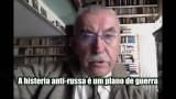 A histeria anti-russa é um plano de guerra