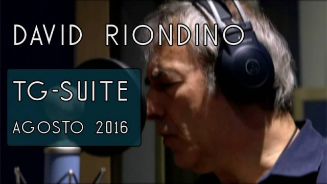 David Riondino – TG SUTE, agosto 2016