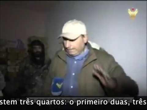 Aleppo: os hospitais eram depósitos de armas dos terroristas