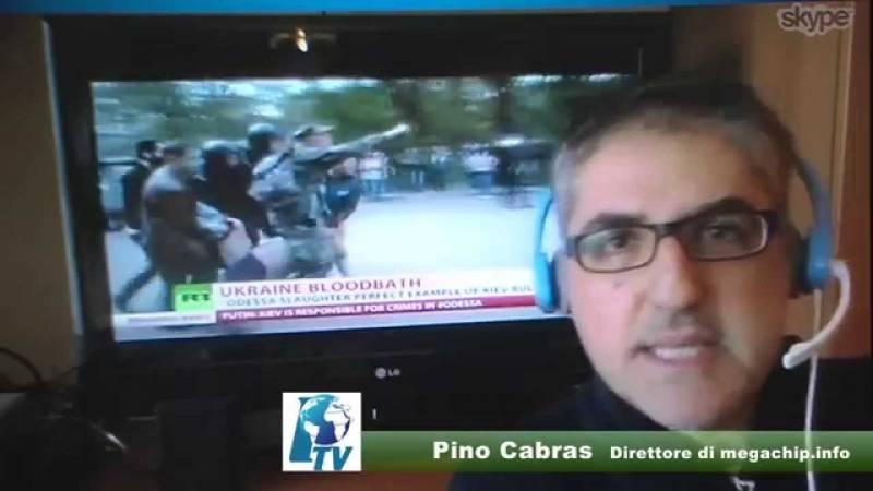 Approfondimento, Pino Cabras Dir. megachip.info