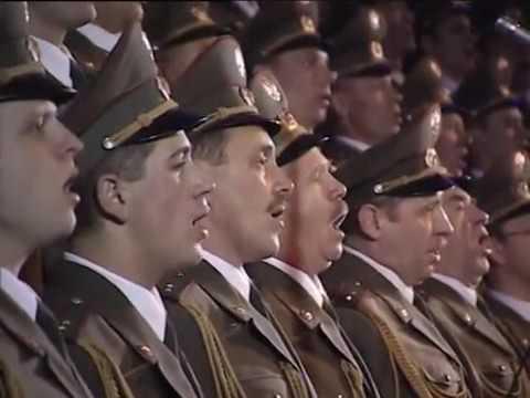 Coro dell'Armata Rossa – Guerra Sacra