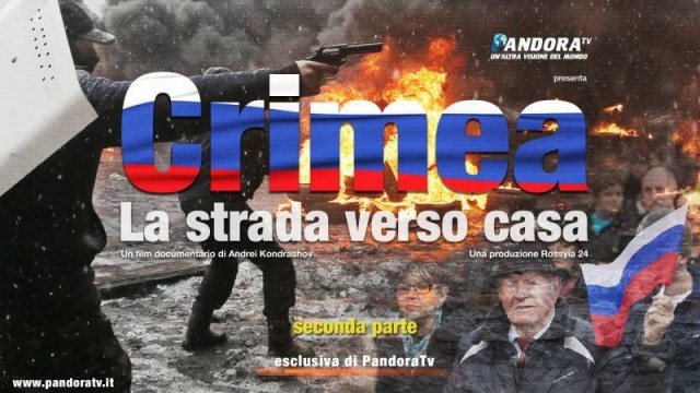 CRIMEA, LA STRADA VERSO CASA  [2° parte]