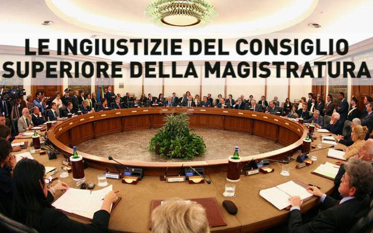 Il silenzio d 39 oro le ingiustizie del consiglio for Consiglio superiore della magistratura