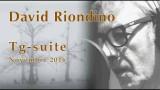 David Riondino: Tg Suite, novembre 2016
