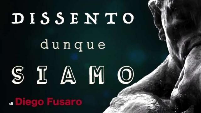 "Diego Fusaro – ""Contro le ONG, armi transnazionali dei dominanti"""