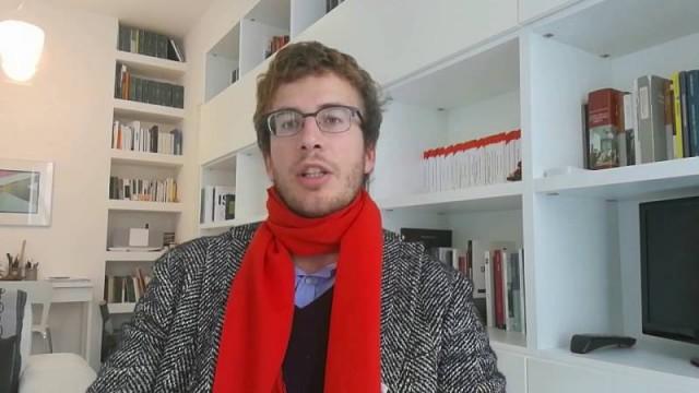 """Diego Fusaro: """"Desovranizzazione. Il capitale dissolve gli Stati nazionali."""""""