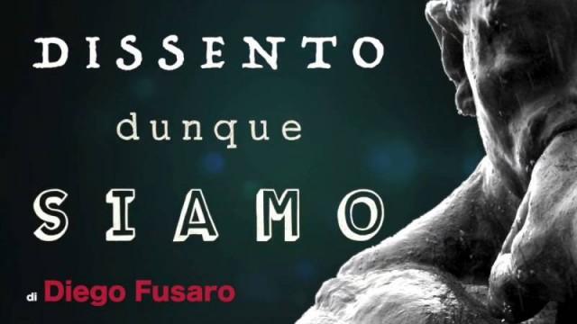 """Diego Fusaro: """"La sovranità giova agli oppressi, il mondialismo agli oppressori"""""""