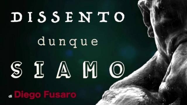 """Diego Fusaro: """"Salute, cala l'aspettativa di vita. Grazie liberismo!"""""""