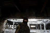Donetsk: the war doesn't stop