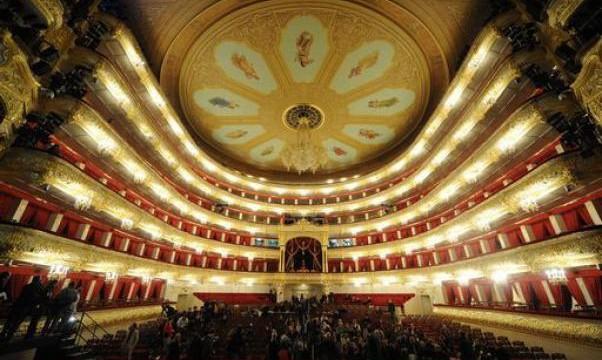 Il Teatro Bolshoi a 360 gradi